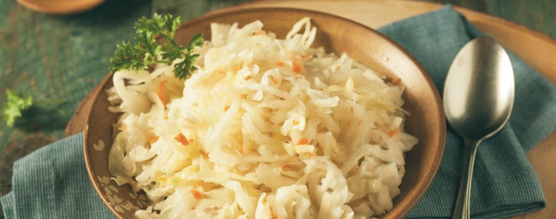 Zdravé zažívání - fermentované potraviny