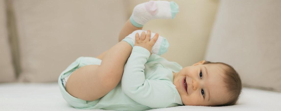 Jak podporovat spokojené bříško vašeho miminka