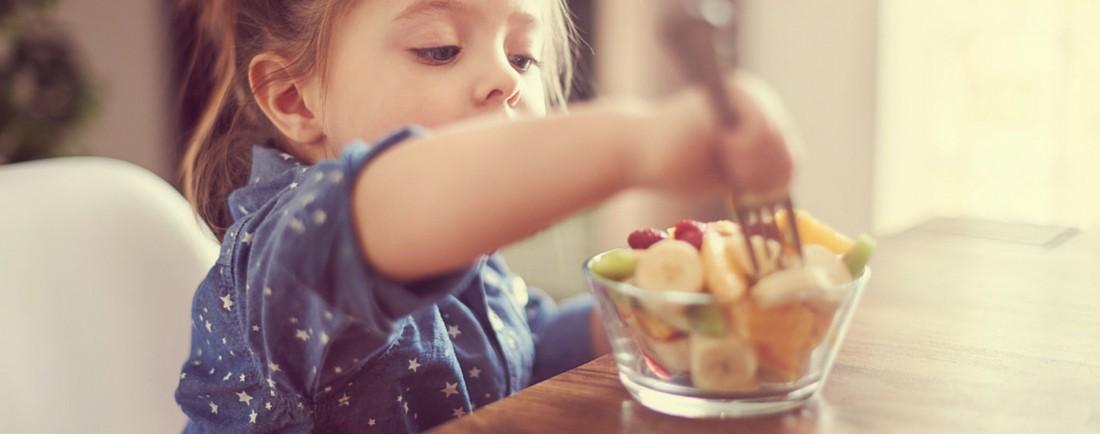 Dopřejte dětem co nejpestřejší jídelníček
