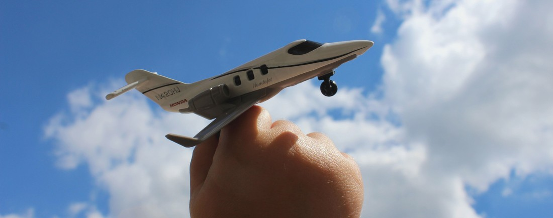 Vychytejte létání s malým raráškem