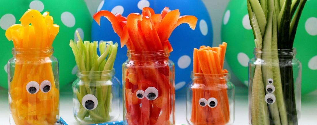 Zeleninové příšerky