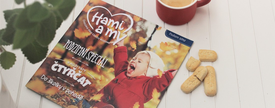 Časopis Hami a my