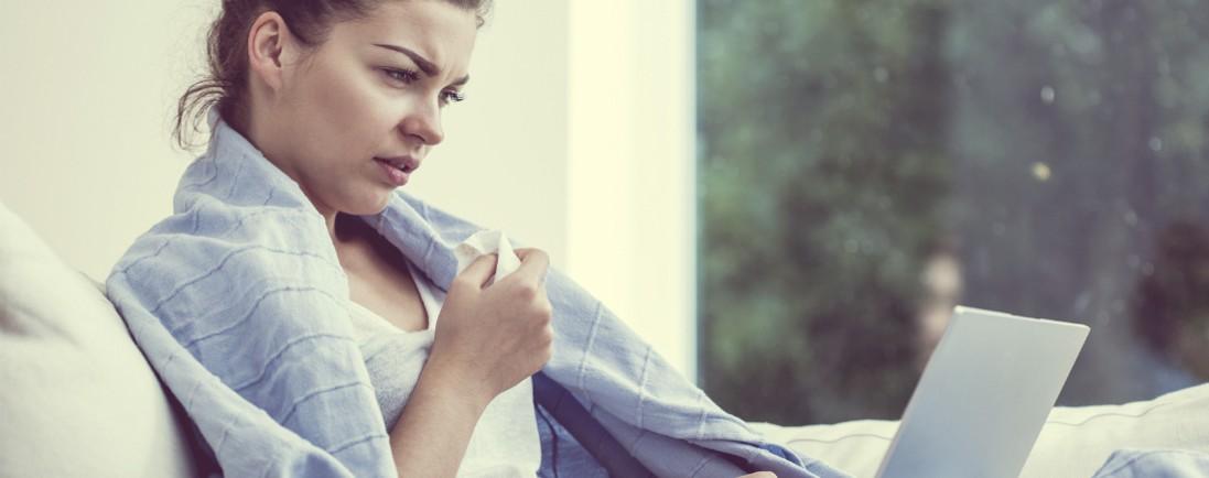 #22 WOW | Bolení v krku se nevyhýbá ani těhotným