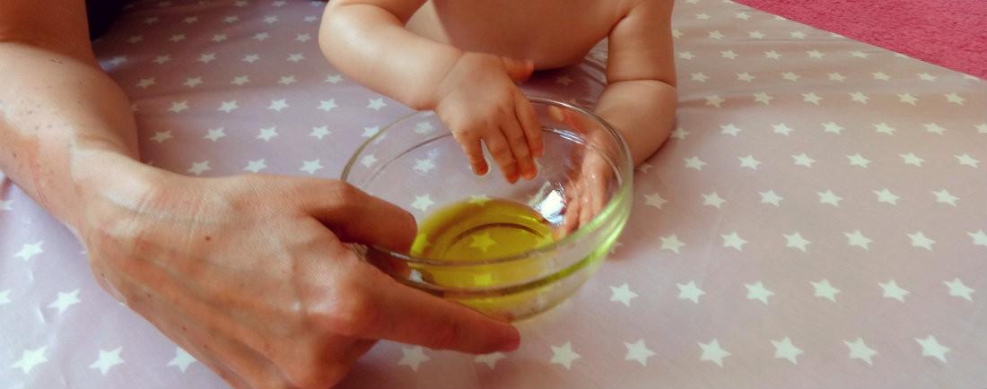 Jak na masáž kojenců a batolat