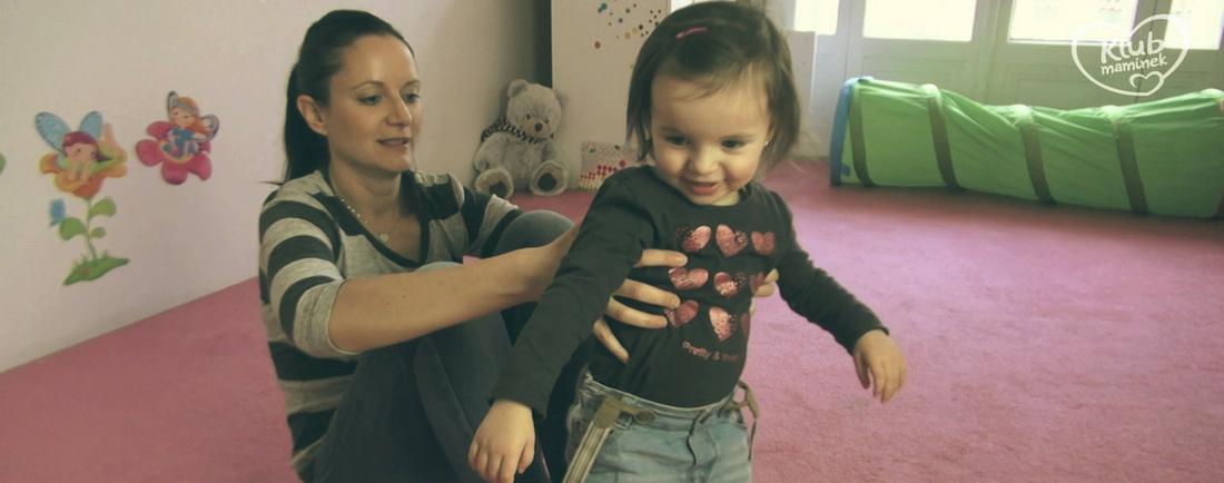 Seriál o vývoji miminka: od výbavičky po první krůčky