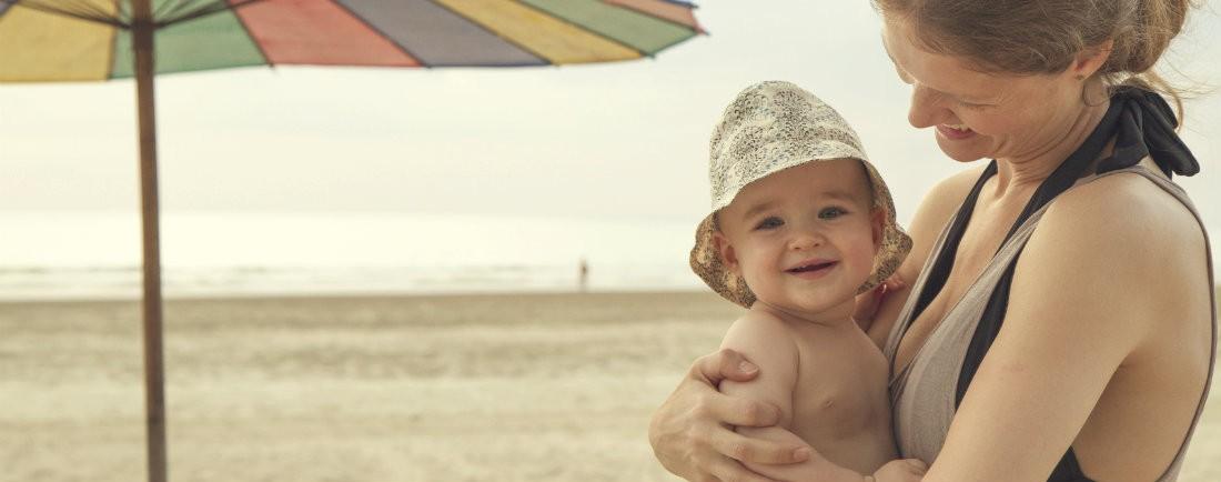 S dětmi k vodě: co nezapomenout