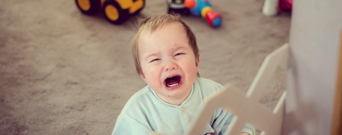 Období vzdoru: Jak zvládat dětský vztek