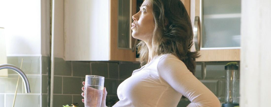 Pálení žáhy v těhotenství