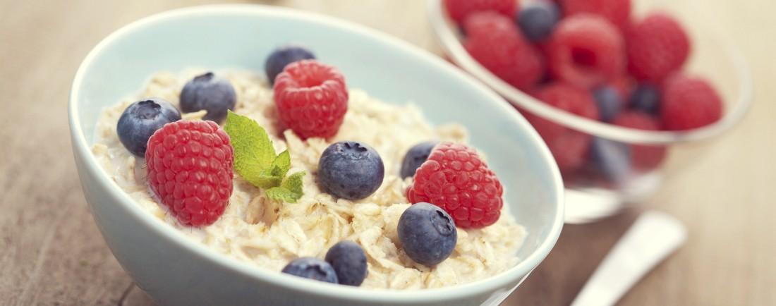 Zdravá snídaně nejen pro batolata