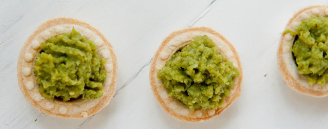 Pomazánka s brokolicí pro kojence a batolata