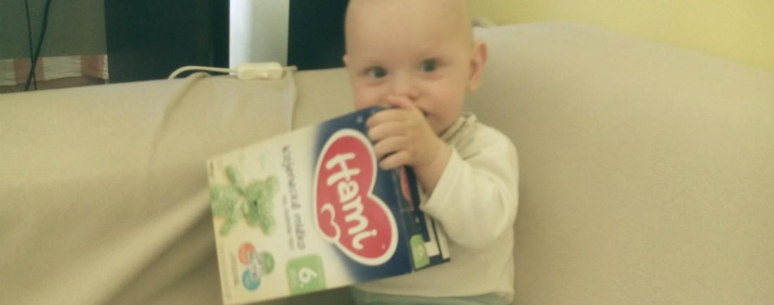Chutné Hami mlíčko
