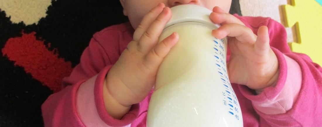 Když mlíčko chutná