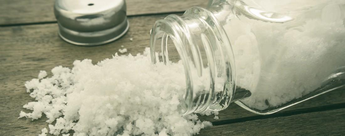 5 tipů jak vyzrát na sůl