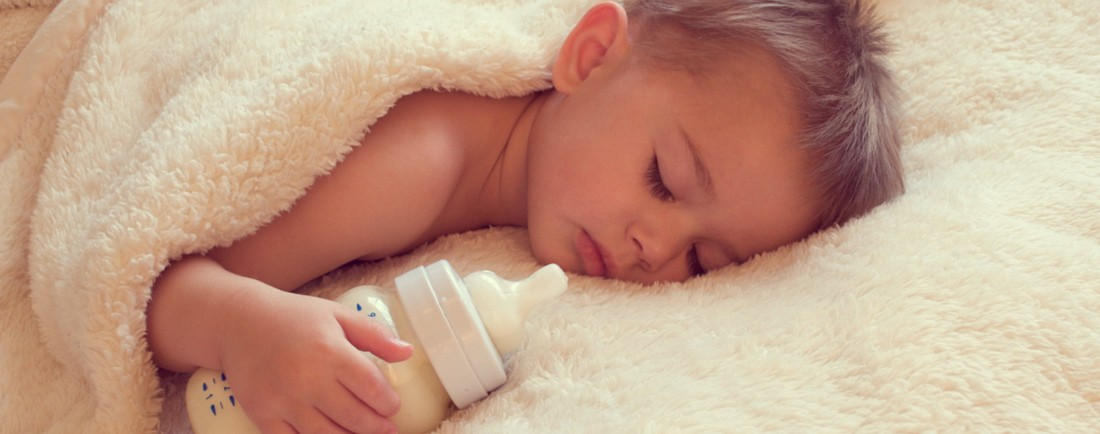 Tipy, jak zařadit mléko do batolecího jídelníčku