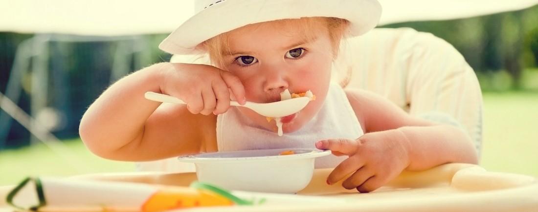 Víte, co všechno by měla strava dítěte obsahovat?
