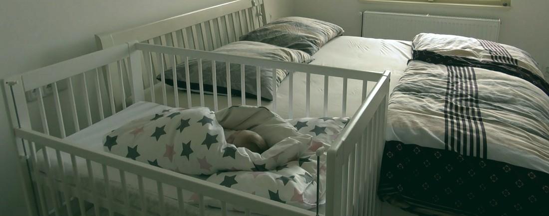 Výbavička: postýlka pro miminko