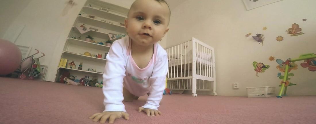 Vývoj miminka 7. - 9. měsíc