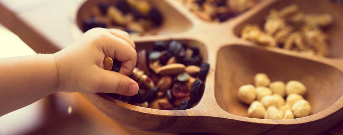 Zdravé sladkosti pro děti