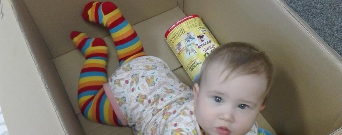 Náš úklid s miminkem, 1.část