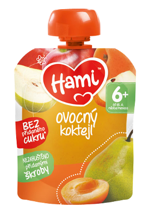 Hami kapsička Ovocný koktejl